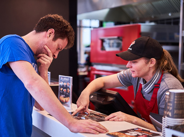 recrutement domino's pizza france