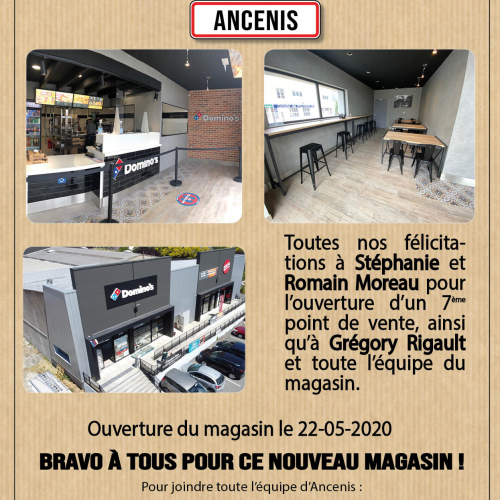 410 ouverture Ancenis