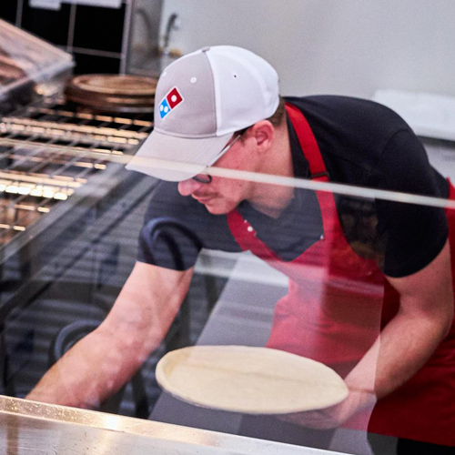 Fiche métier assistant manager domino's pizza